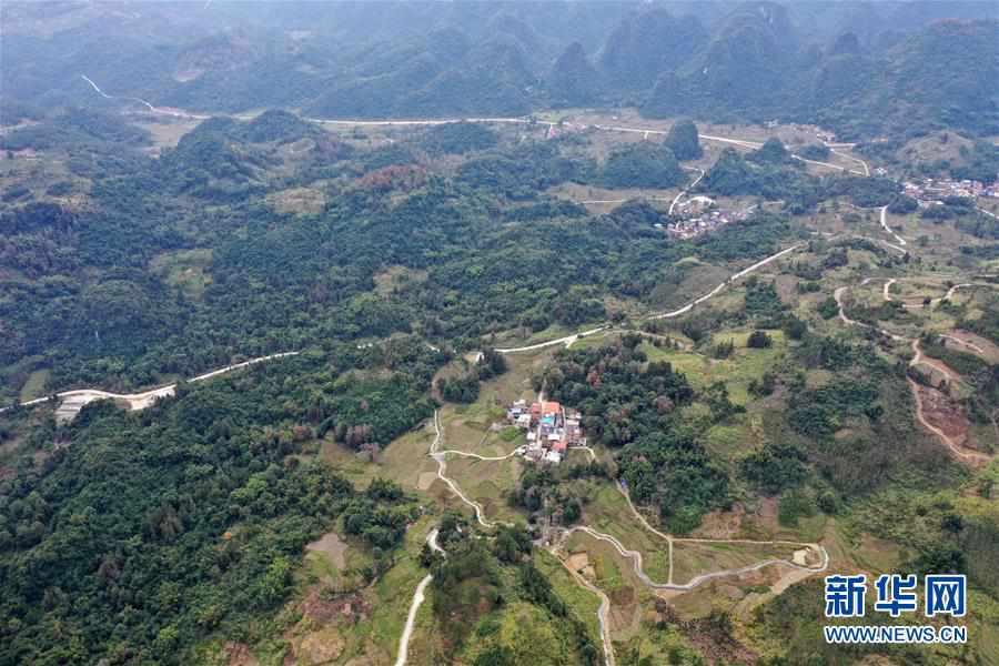 (社會)(2)廣西環江:鄉村縱橫脫貧路