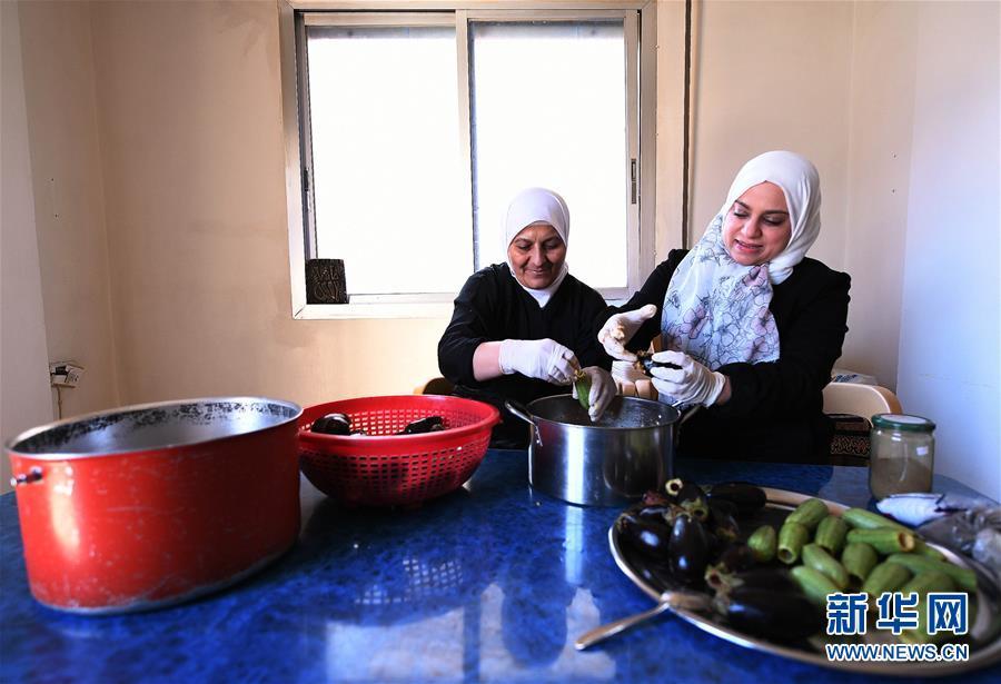 """""""达尼娅厨房""""的诞生――叙利亚家庭主妇创业记"""