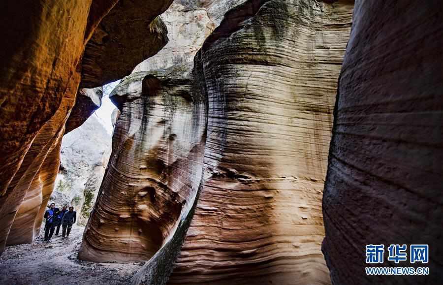 (环境)(2)毛项峡谷:黄土高原上的自然奇观