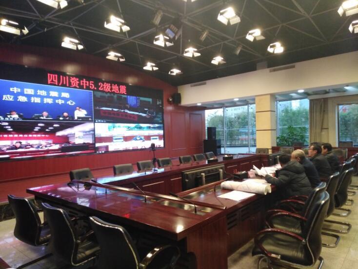 四川资中5.2级地震已致4人受伤