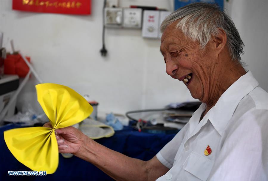 CHINA-HEARTWARMING MOMENTS OF 2019 (CN)