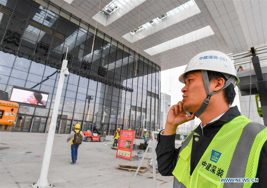 New Hengqin port ready for visitors to travel between Zhuhai, Macao