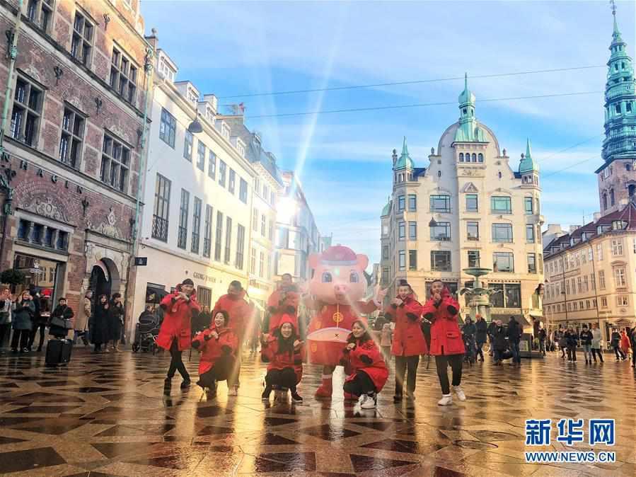 (國際·年終報道)(1)2019,中國文化綻放世界舞台