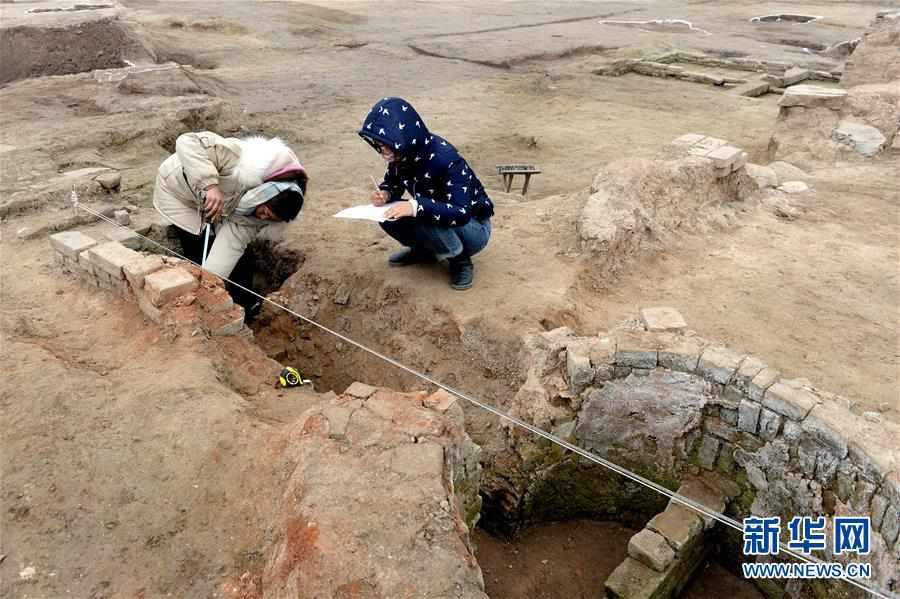 (文化)(4)安徽发现大面积酿酒作坊遗址