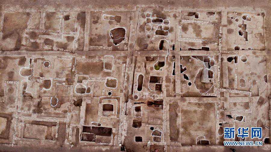 (文化)(1)安徽發現大面積釀酒作坊遺址