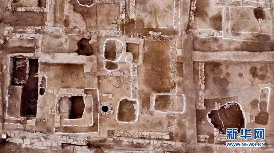 (文化)(3)安徽发现大面积酿酒作坊遗址