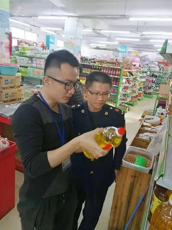 福建南安:加强食品安全监管工作