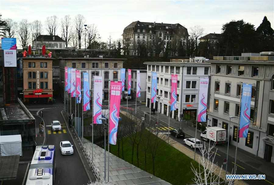 3rd Youth Winter Olympic Games to be held in Switzerland, France