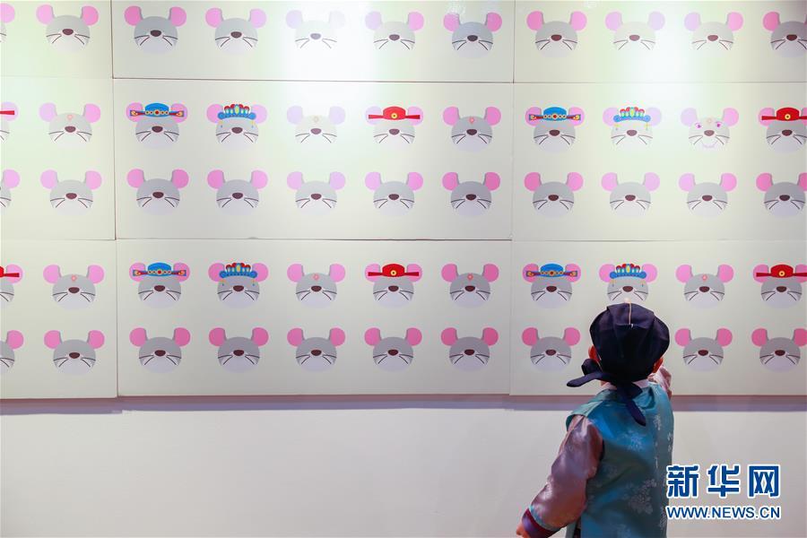 """(国际)(4)2020年""""欢乐春节""""活动在韩国启动"""