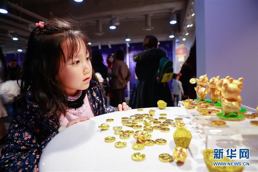 """(国际)(3)2020年""""欢乐春节""""活动在韩国启动"""