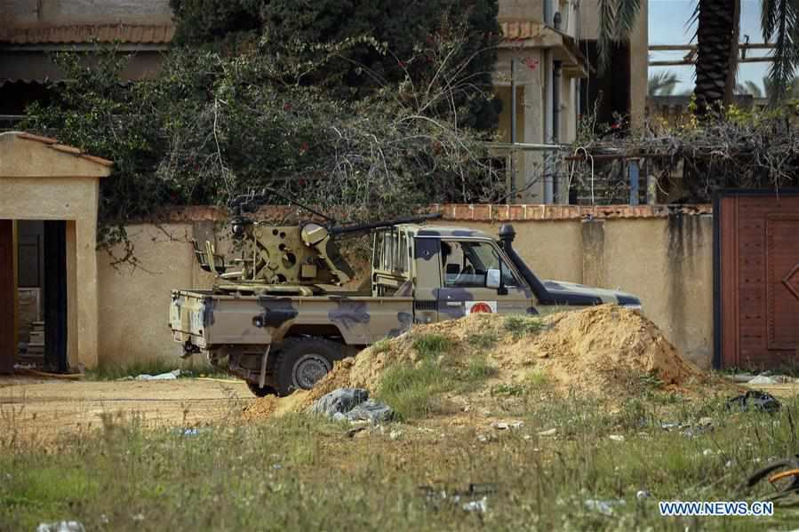 LIBYA-TRIPOLI-BREACH-CEASEFIRE