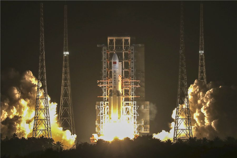 Nation soars ahead with space missions