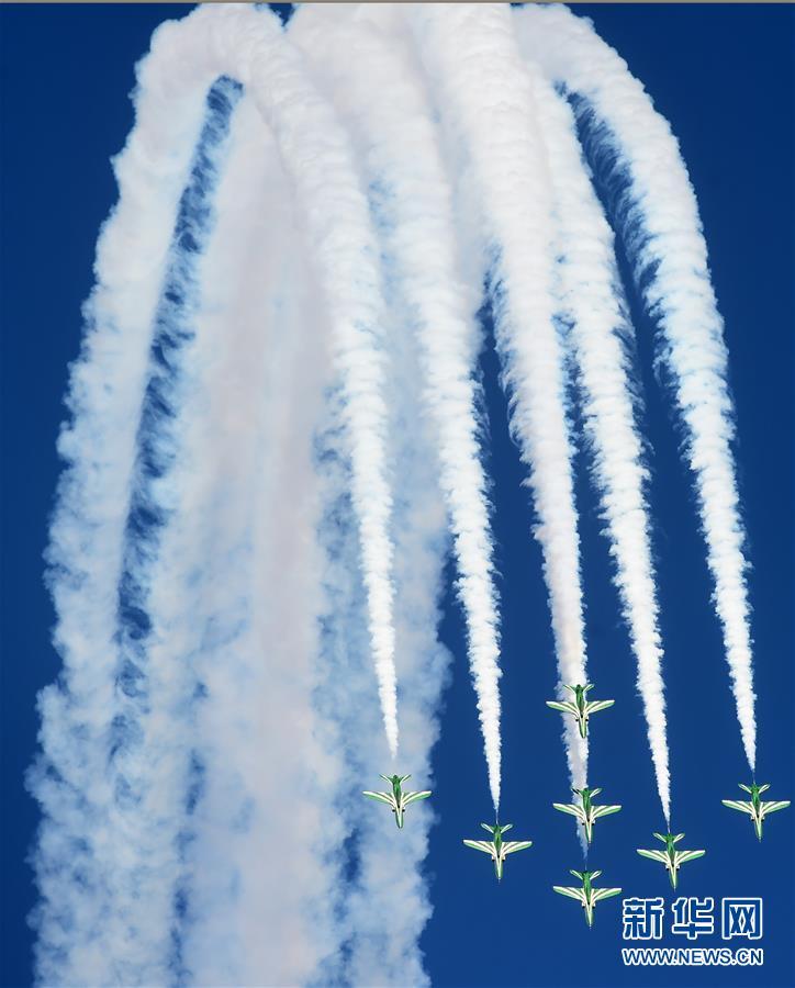 (国际)(4)科威特举办第二届航空展