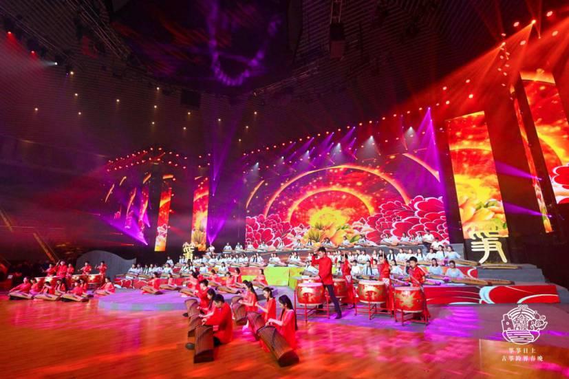 """""""古筝跨界春晚""""将在中国教育电视台播出"""