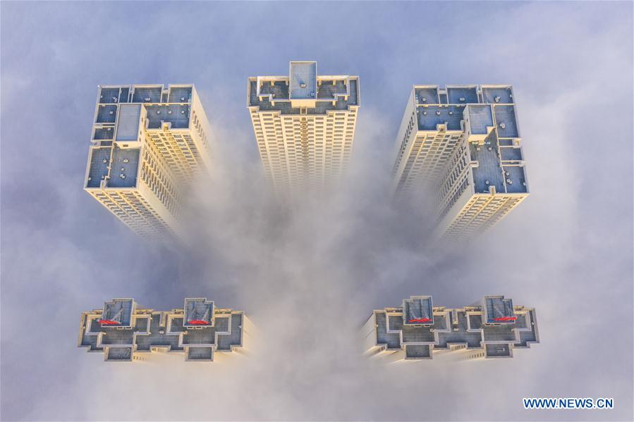 #CHINA-SHANXI-YUNCHENG-ADVECTION FOG (CN)