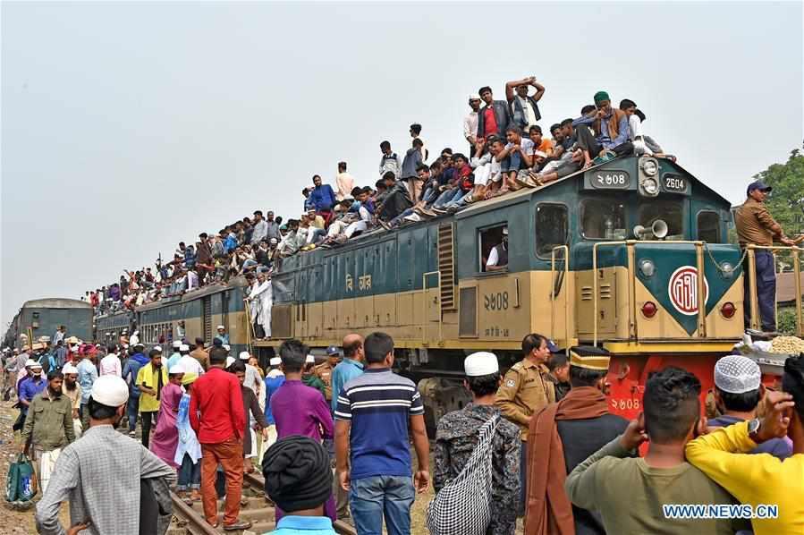 BANGLADESH-DHAKA-MUSLIM-CONGREGATION