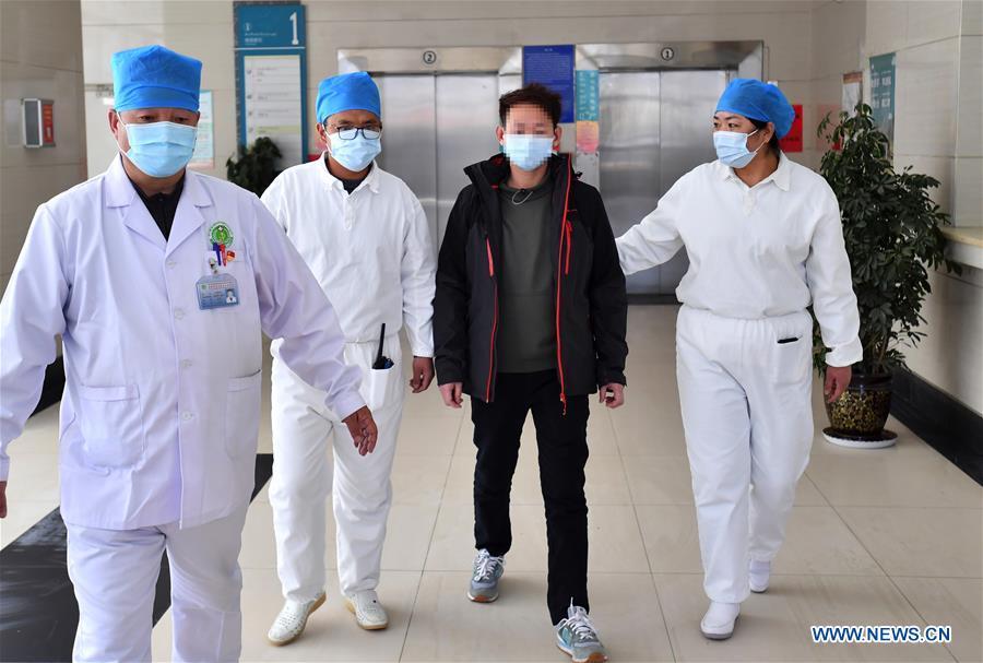 CHINA-LHASA-CORONAVIRUS-CURED PATIENT(CN)