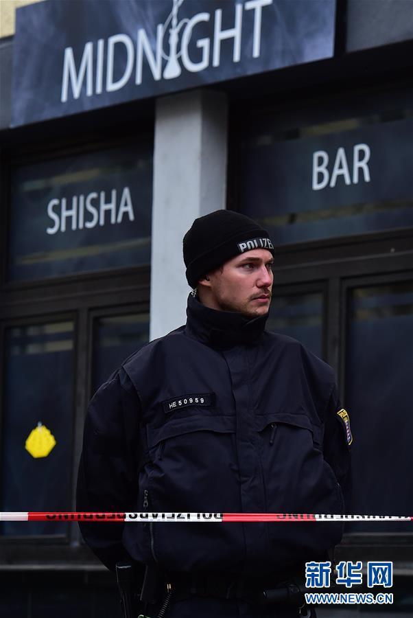 (国际)(2)德国检方说哈瑙枪击案有种族主义背景