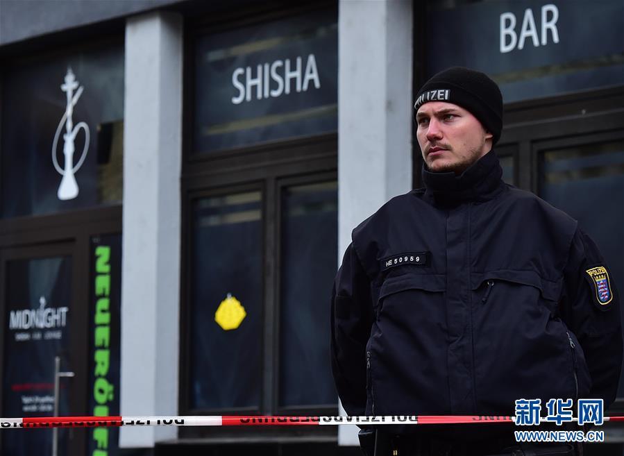(国际)(1)德国检方说哈瑙枪击案有种族主义背景