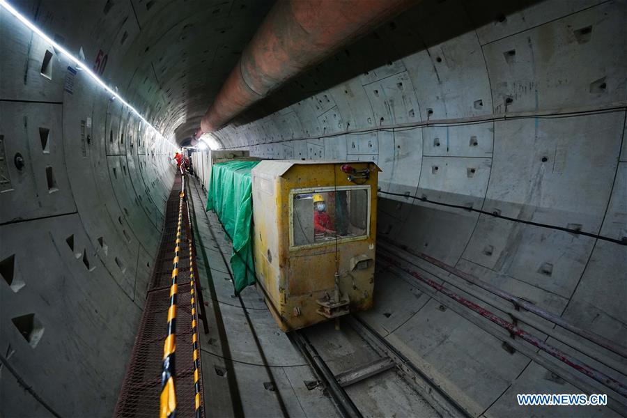 CHINA-NANCHANG-SUBWAY CONSTRUCTION (CN)