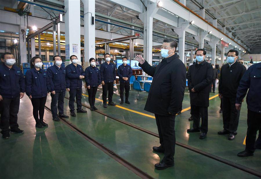 CHINA-ZHEJIANG-XI JINPING-INSPECTION (CN)
