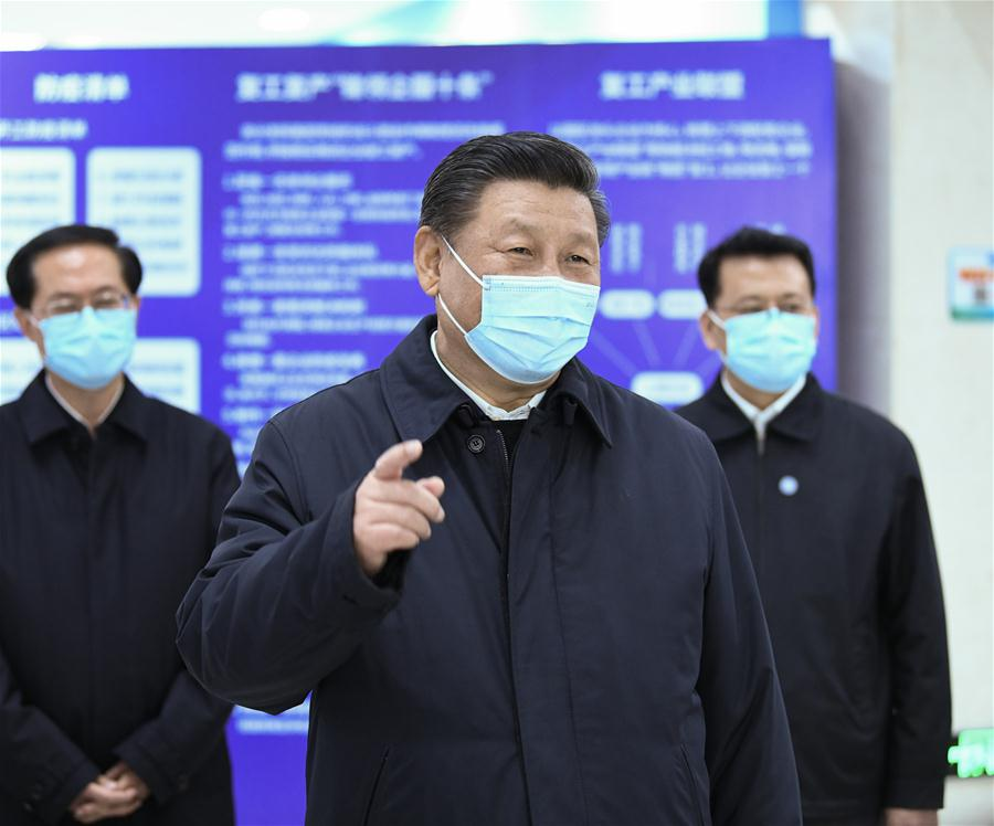 CHINA-ZHEJIANG-XI JINPING-INSPECTION (CN)