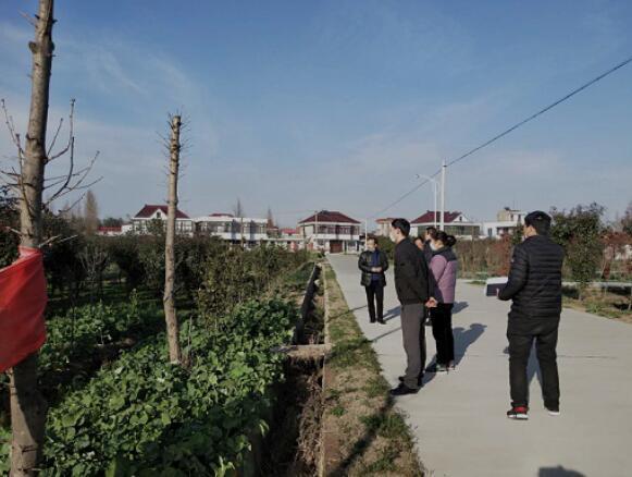通州�^平潮�:�r村人居�h境整治