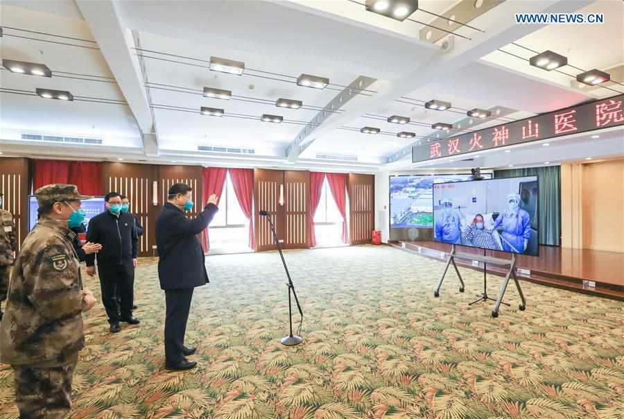 CHINA-BEIJING-COVID-19-TIMELINE-INT'L COOPERATION (CN)