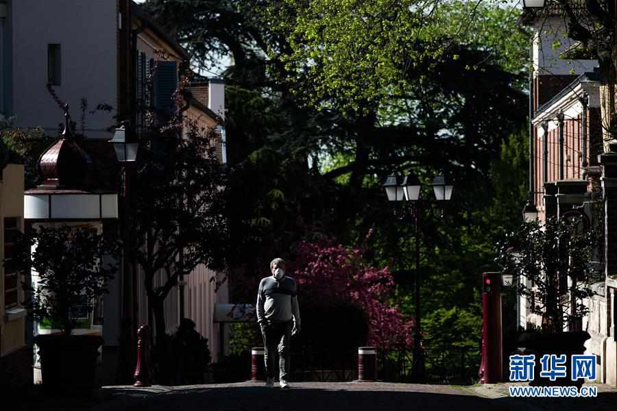 (国际疫情)(2)法国部分城市要求居民戴口罩出行