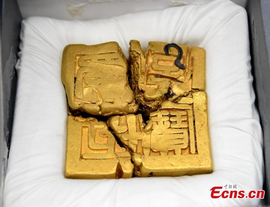 Over 10,000 relics excavated from Jiangkou stretch of Minjiang River, SW China