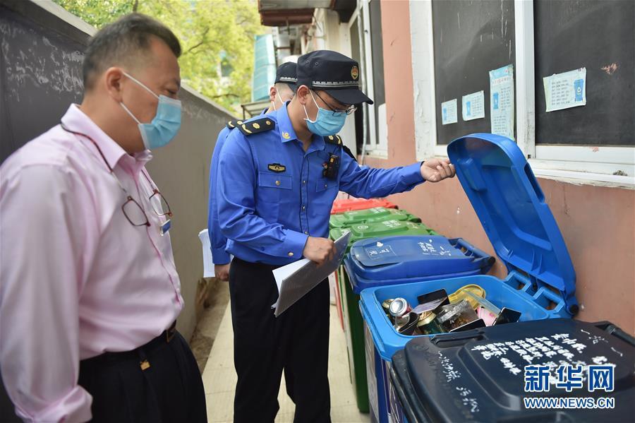 (社会)(6)北京:垃圾分类在社区