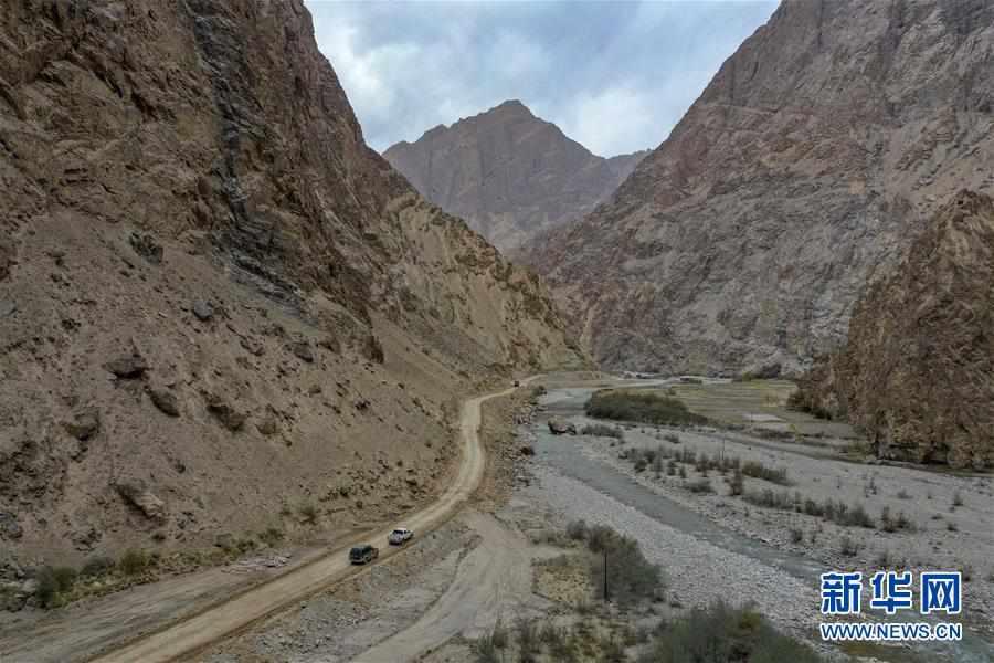 (脱贫攻坚)(1)新疆叶城:山村出行条件大幅改善