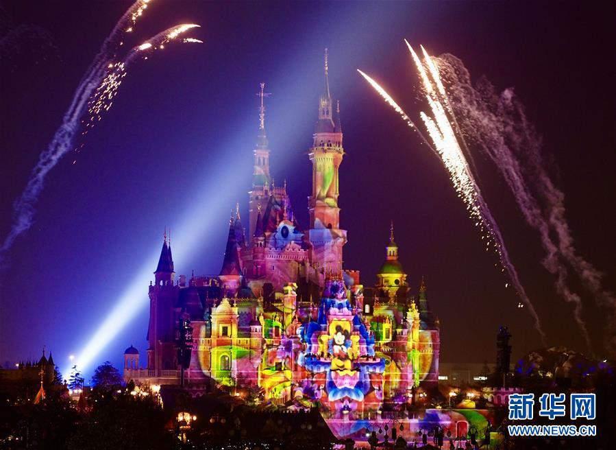 (圖文互動)(3)上海迪士尼樂園將于5月11日起重新開放 實行限流和預約