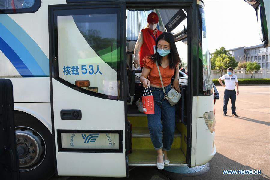 Hainan partially reopens colleges to first batch of students