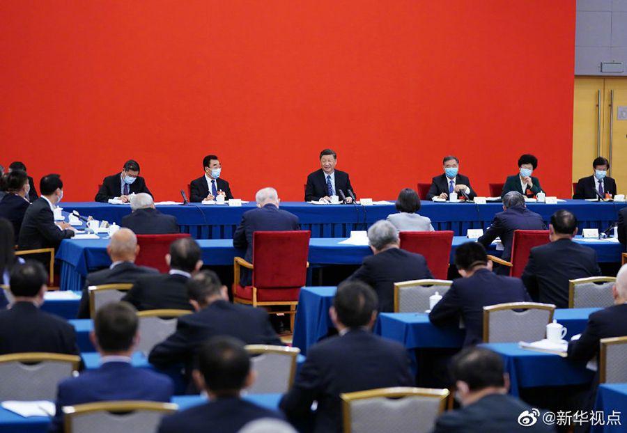 习近平:民营企业发展要不断破解难题
