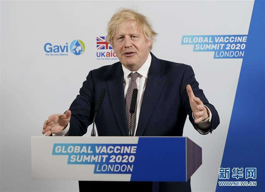 (国际)(1)全球疫苗峰会开幕 呼吁携手共抗疾病