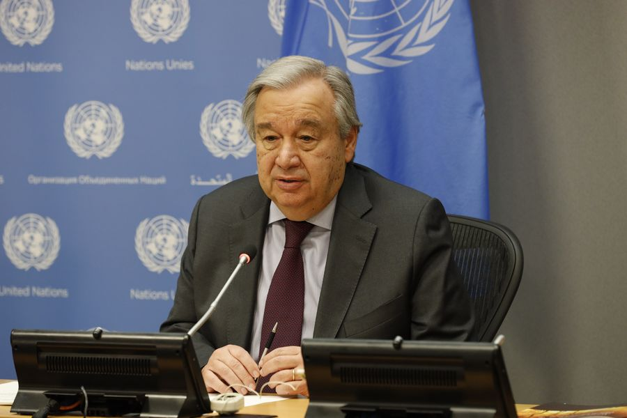 COVID-19 must be wake-up call for greater multilateral economic cooperation: Guterres