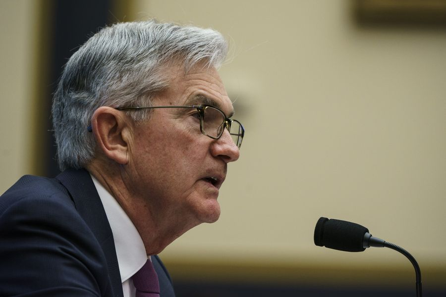 U.S. Fed keeps interest rates near zero, sees no rate change through 2022