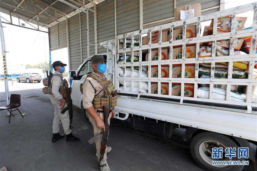 (国际疫情)(1)伊拉克新冠确诊病例超1.5万例