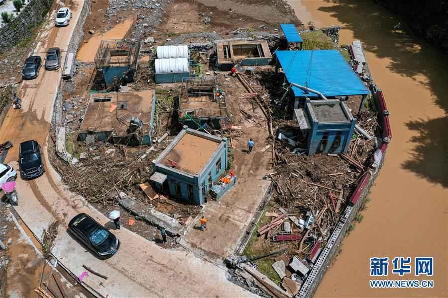 贵州入汛以来超过70万人次受灾