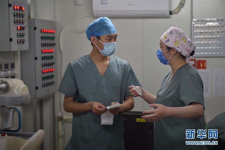 (聚焦疫情防控·新华视界)(3)北京地坛医院隔离病区影像纪实