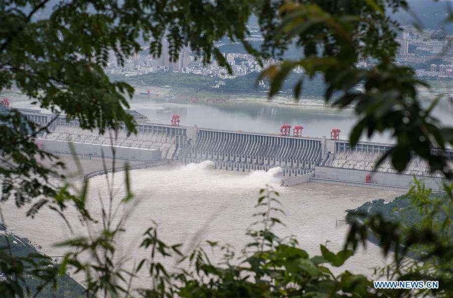 CHINA-HUBEI-THREE GORGE RESERVOIR-FLOOD-PREPARATION (CN)