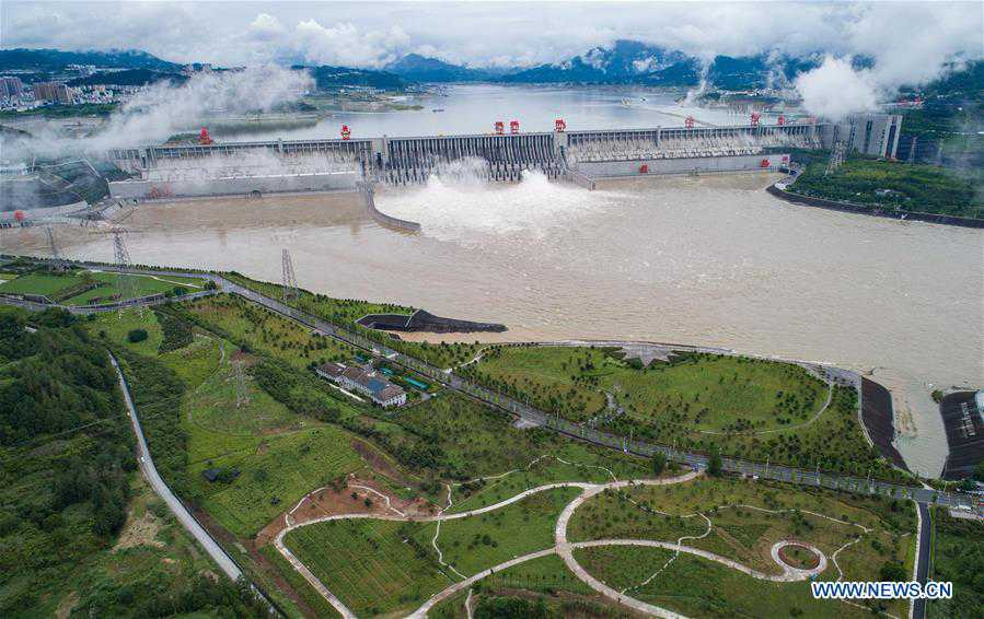 CHINA-HUBEI-THREE GORGE RESERVOIR-FLOOD-PREPARATION (CN)