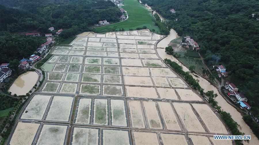 CHINA-HUNAN-LIXIAN-FLOOD (CN)