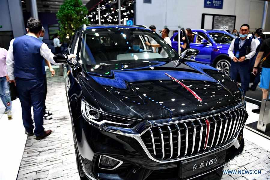 In pics: 17th China Changchun Int'l Automobile Expo