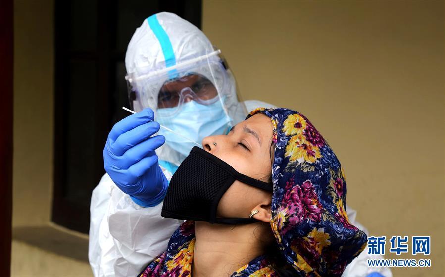 (国际疫情)(1)印度新冠病例日增近5万