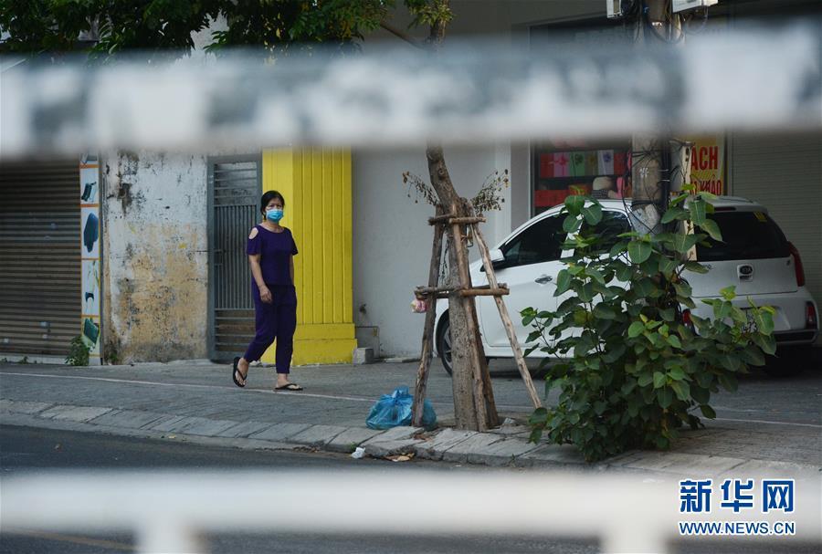 (国际疫情)(2)越南新冠肺炎确诊病例超过500例