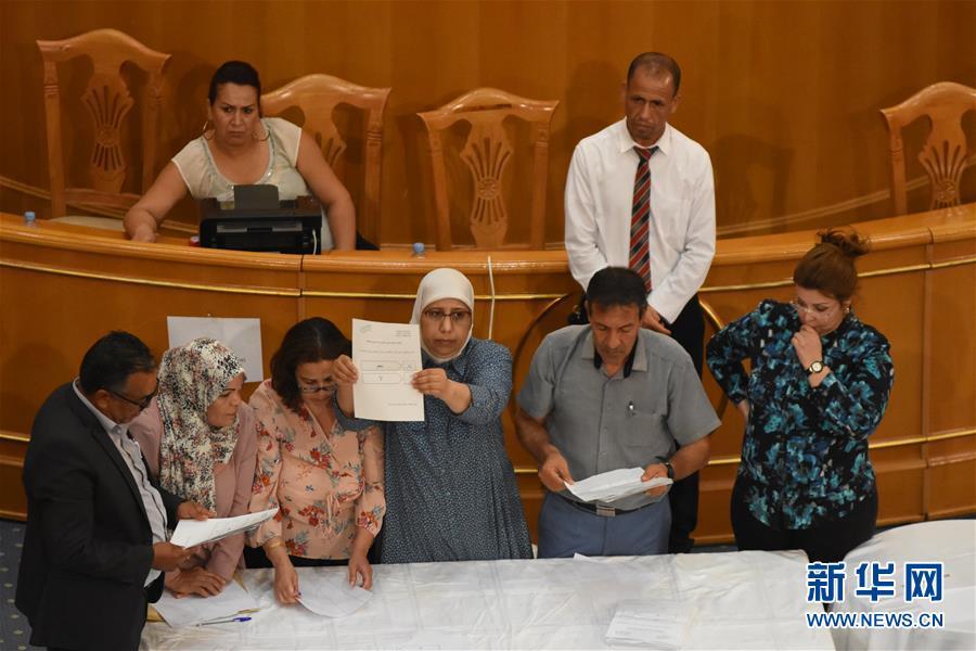 (国际)(1)突尼斯议会否决对议长的不信任案