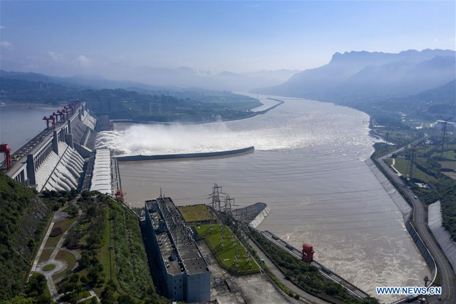 CHINA-YANGTZE RIVER-UPPER AND MIDDLE REACHES-RESERVOIRS-FLOOD (CN)