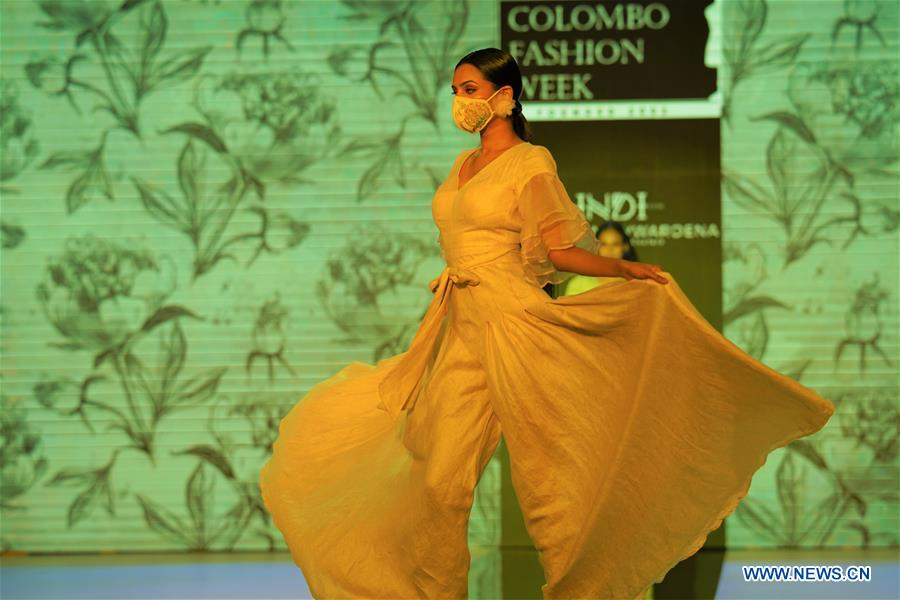 Colombo Fashion Week Held In Colombo Sri Lanka 5 People S Daily Online